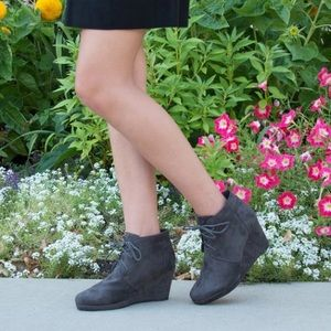 Madden girl healed booties